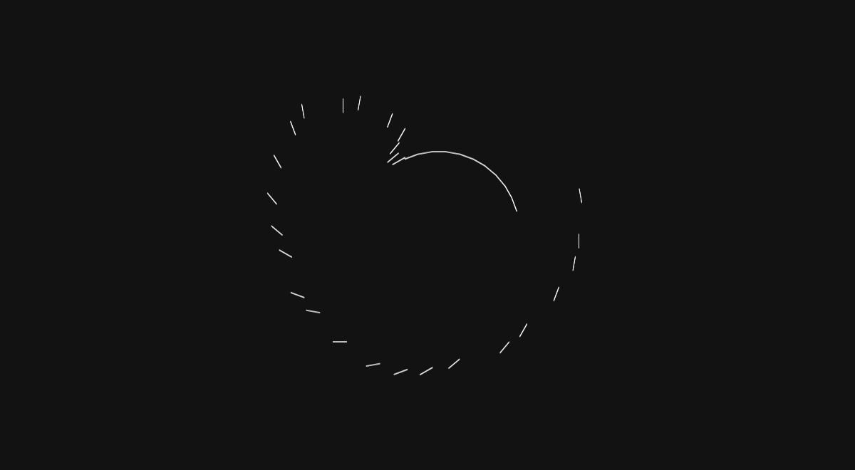 Frammenti di cerchio